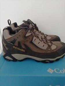 UK Size 15 Columbia Firelane Mid Waterproof Omni Tech Walking Hiking Boots US 16