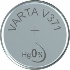 Varta Watch SR69 (V371) silver oxide-zinc button cell 1.55V battery