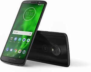 Motorola Moto G6 Play XT1922-6 16GB 4G LTE Locked to Verizon Smartphone Open Box