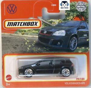 MATCHBOX 2021 #79/100 - VW VOLKSWAGEN GTI - ENVIO COMBINADO Nuevo / New 1:64