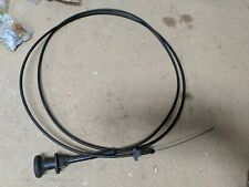 FORD CARGO ENGINE PULL TO STOP CABLE