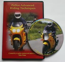 Police Advanced (Motorcycle) Riding Techniques DVD