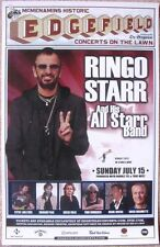 RINGO STARR And All Starr Band 2012 Gig POSTER Edgefield Portland Oregon Concert