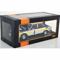 IXO 18RMC044A B or C PEUGEOT 504 Ti rally cars Mikkola Makinen Consten 1975 1:18