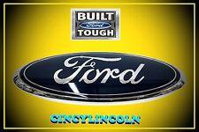 Tailgate Liftgate Emblem Nameplate Badge Blue Oval 2009 - 2014 Ford Flex OEM