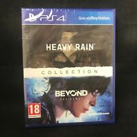 Heavy Rain / Beyond Two Souls Collection Physical Copy Version (PlayStation 4)
