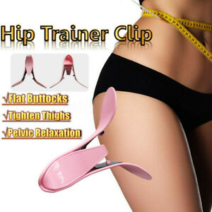 Hip Trainer Pelvic Floor Muscle Inner Thigh Master Buttocks Butt Exerciser Tool