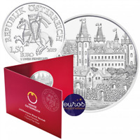Coincard 1,5 euros AUTRICHE 2019 - Wiener Neustadt - 1oz (once) - Bullion (2/3)