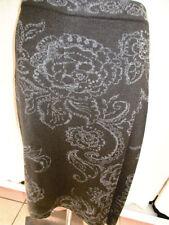 Gonne e minigonne da donna grigio taglia 42