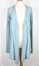 SUSS 100% Cashmere Draped Cardigan Sweater 1 M