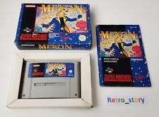 Super Nintendo SNES - Young Merlin - PAL - FAH