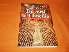 giovanni xxiii - paolo vi, discorsi al concilio, san paolo 1996