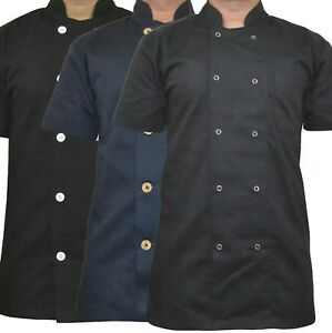 Chef Jacket Different Colour and Quality for Unisex Cheapest Rate Guarantee.