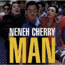 NENEH CHERRY - MAN  CD 11 TRACKS INTERNATIONAL POP  NEU