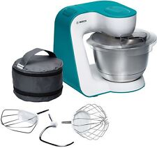 Bosch StartLine Kitchen Machine MUM Food Mixer - Blue - 900w - 3.9L