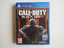 Call of Duty: Black Ops III on PS4 in MINT Condition