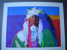 """JOHN NIETO - """"Reliving Past Glories"""" - On Canvas - Signed & Numbered - With COA"""