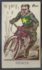 DONALDSON-SPORTS FAVOURITES-#435- SPEEDWAY - NORWICH - SPENCER
