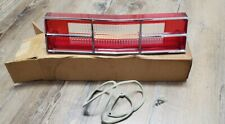 Amc javelin amx sst 1972 72 center back up light lens oem