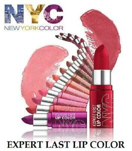 "NYC Expert Last Lip Color, ""You Choose"""