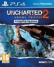 Uncharted 2 Among Thieves Remastered | PlayStation 4 PS4 New (4)