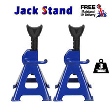 Heavy Duty Axle Stands Kit 3 Tonne Lifting Capacity Per Stand 6 Ton Per Pair NEW