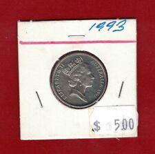 1993 Australia Ten Cent Unc