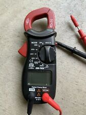 Cen-Tech Mini Digital Meter with Clamp