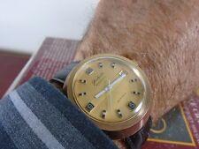 Relógio Glashutte Automático Spezimatic Germany Raro Coleção