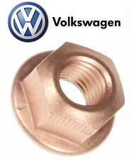 Turbocharger to Catalytic Converter Exhaust Nut Genuine for VW Beetle CC Eos GTI
