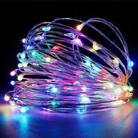 200 Led Solar Power Fairy Light String Lamp Party Xmas Deco Garden Outdoor Home