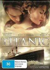 Titanic (DVD, 2012, 2-Disc Set)