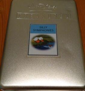 Walt Disney Treasures Silly Symphonies DVD
