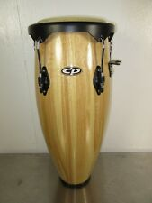 "LP Latin Percussion Cosmic CP Conga - 10"" Natural Finish With Black Hardware"