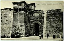 Cartolina Formato Piccolo - Perugia - Porta Urbica Etrusca O Di Augusto 713