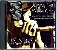 SEALED NEW CD Sonny Boy Williamson, Eric Clapton & The Yardbirds - UK Blues