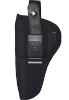 "Gun Holster for Ruger Revolver- Bearcat; SP101; GP100 (6 shot) with 4"" barrel"