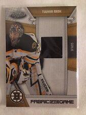 2010-11 Certified Fabric of the Game Tuukka Rask Boston Bruins #169/250