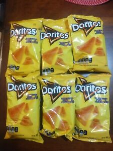 6 bags Doritos 3D Chips Delicious Mexican snack fritos 50g each bag Hard to find
