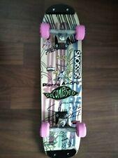 freestyle deck skateboard  complète decomposed pierre andré sénizergues neuve