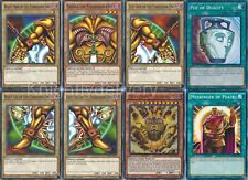 Exodia Complete Deck - Incarnate - Necross - Mathematician - Set Yugioh 40 Cards
