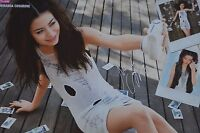 MIRANDA COSGROVE - A3 Poster (ca. 42 x 28 cm) - ICarly Clippings Fan Sammlung