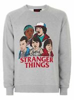 NEW Official Stranger Things x Topman Topshop Jumper Sweater SIZE Medium