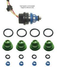 Fuel Injector Repair Kit for 1991-1995 Geo Tracker Suzuki Sidekick 1.6L 4CYL