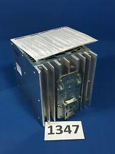 PHOENIX CONTACT TRIO-PS/3AC-24DC/20 3PH 400-500VAC 24VDC 20 AMP POWER SUPPLY