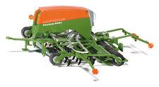 Siku 1966 Semoir Amazone Agriculture Modèle Tracteur Remorque Paysan 1:50