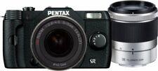 Pentax Digital Single-Lens Mirrorless Q10 Double Zoom Kit [Standard Zoom 02 Stan