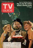 1969 TV Guide May 31 - Family Affair;Kathryn Leigh Scott - Dark Shadows;Cerusico