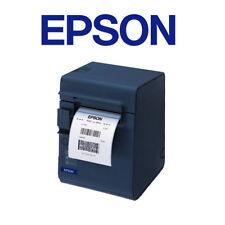 EPSON TM-L90P THERMO ETIKETTENDRUCKER LABEL BARCODE DRUCKER