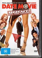 DATE MOVIE - DVD R4 (2006) Uncut: for your pleasure - GC - FREE POST